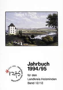 Jahrbuch Band 12 / 13 (1994 / 95)